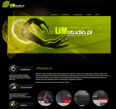 Medium website LiMstudio