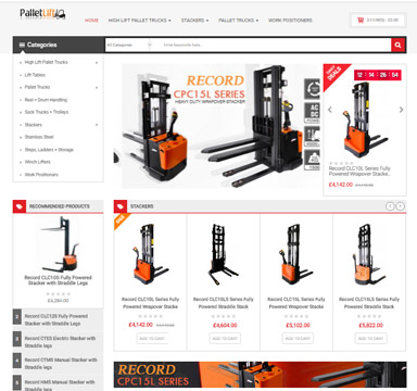 eCommerce PalletLift